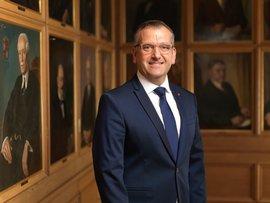Foto von Regierungsrat Michael Stähli