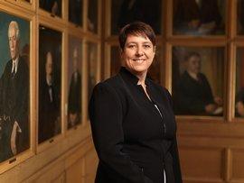 Foto von Regierungsrätin Petra Steimen-Rickenbacher