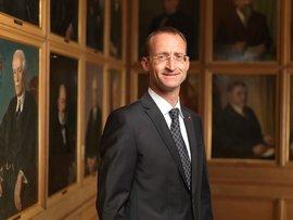 Foto von Regierungsrat René Bünter